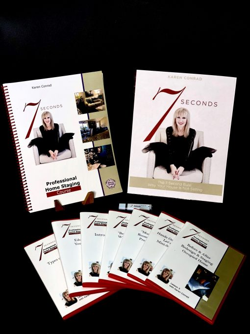 7 Seconds Home Staging Course